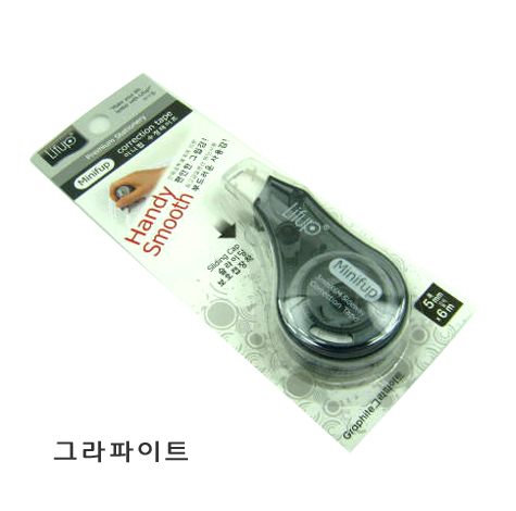 Lifup Minifup 라이펍 미니펍 수정테이프 - 펜스테이션, 1,200원, 지우개/수정액, 수정테이프